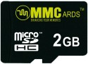 MMC 2  GB MicroSDHC Class 4  Memory Card available at Flipkart for Rs.260