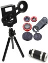 PH Artistic Mobile Phone Lens Accessory Combo for Apple iPhone, Samsung, HTC, Sony, OnePlus, Xiaomi, Micromax, Spice, Android Phones available at Flipkart for Rs.1299