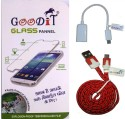 GooDiT??? Samsung Galaxy Trend Duos S7362 Accessory Combo available at Flipkart for Rs.549