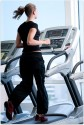 Girl on Treadmill Paper Print available at Flipkart for Rs.445