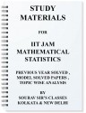 Mathematical Statistics For Iit Jam Complete Study Material With Topic Wise Advanced Analysis + Model Solved Papers+previous Year Solution+mock Test available at Flipkart for Rs.1999