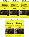 Dainty PDA 3812 Premium   Pack of 5   Tempered Glass for Samsung Galaxy Win Pro available at Flipkart for Rs.1150