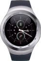 Wokit Samsung Duos Silver Smartwatch available at Flipkart for Rs.2399