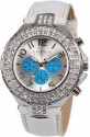 Exotica Fashions EF N 07 White Blue Analog Watch    For Women available at Flipkart for Rs.629