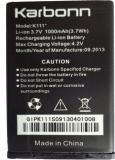 Karbonn  Battery - K111STAR (Black)