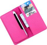 Dooda Pouch for Micromax Canvas EGO A113 (Pink)