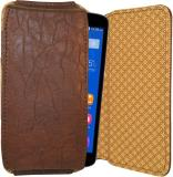 Totta Pouch for Huawei Ascend Y511 (Brown)