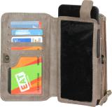 Jojo Pouch for Celkon A119Q Signature HD (Light Grey)