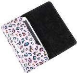 Dooda Pouch for Lava Iris Pro 30 (Multicolor)