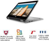 Dell Inspiron 5000 Core i7 7th Gen - (8 GB/1 TB HDD/Windows 10 Home) 5378 2 in 1 Laptop (13.3 inch, EraGray, 1.62 kg)