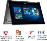 Dell Inspiron 5000 Core i5 7th Gen - (8 GB/1 TB HDD/Windows 10 Home) Z564503SIN9/A564104SIN9 5578 2 in 1 Laptop (15.6 inch, Gray, 1.62 kg)