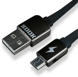 Hook Huawei Y511 data cable USB Cable (Black Metal)