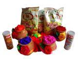 Herbal Gulal Color, Balloon Holi Combo