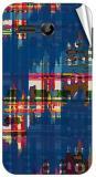 Garmor Gz2402- Designer Mobile Skin Sticker For Huawei Ascend Y511 Mobile Skin (Multicolor)