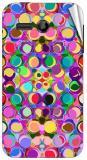Garmor Gz1880- Designer Mobile Skin Sticker For Huawei Ascend Y511 Mobile Skin (Multicolor)