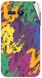 Garmor Gz1906- Designer Mobile Skin Sticker For Huawei Ascend Y511 Mobile Skin (Multicolor)