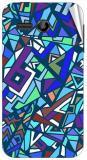 Garmor Gz1869- Designer Mobile Skin Sticker For Huawei Ascend Y511 Mobile Skin (Multicolor)