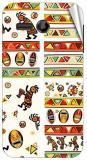 Garmor Gz2464- Designer Mobile Skin Sticker For Huawei Ascend Y511 Mobile Skin (Multicolor)