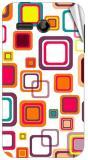 Garmor Gz2206- Designer Mobile Skin Sticker For Huawei Ascend Y511 Mobile Skin (Multicolor)