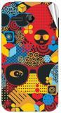 Garmor Gz1972- Designer Mobile Skin Sticker For Huawei Ascend Y511 Mobile Skin (Multicolor)