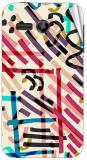 Garmor Gz1808- Designer Mobile Skin Sticker For Huawei Ascend Y511 Mobile Skin (Multicolor)