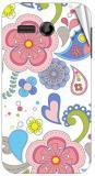 Garmor Gz2500- Designer Mobile Skin Sticker For Huawei Ascend Y511 Mobile Skin (Multicolor)