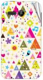 Garmor Gz1968- Designer Mobile Skin Sticker For Huawei Ascend Y511 Mobile Skin (Multicolor)