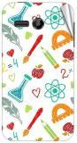 Garmor Gz2658- Designer Mobile Skin Sticker For Huawei Ascend Y511 Mobile Skin (Multicolor)