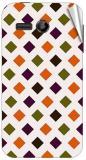 Garmor Gz2201- Designer Mobile Skin Sticker For Huawei Ascend Y511 Mobile Skin (Multicolor)