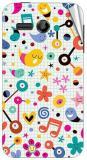 Garmor Gz2119- Designer Mobile Skin Sticker For Huawei Ascend Y511 Mobile Skin (Multicolor)