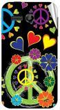 Garmor Gz2460- Designer Mobile Skin Sticker For Huawei Ascend Y511 Mobile Skin (Multicolor)