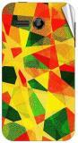 Garmor Gz1814- Designer Mobile Skin Sticker For Huawei Ascend Y511 Mobile Skin (Multicolor)