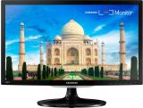 Samsung 21.5 inch LED Night View Monitor-LSS22F380HY/XL (Black)