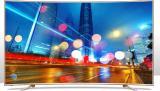 Sansui SNC55CX0ZSA 139cm (55) Ultra HD (4K) Curved LED Smart TV
