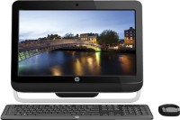HP Omni 120-1234IL All-in-One (2nd Gen PDC/ 2GB/ 500GB/ DOS)