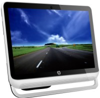 HP Omni 120-2111IN All-in-One (2nd PDC/ 2GB/ 500GB/ Win7 HB)
