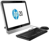 HP Pavilion 202115IL All-in-One 1st Gen PQC/ 2GB/ Free DOS 202115IL Black