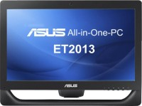 Asus ET2013IUKI All-in-One 2nd Gen PDC/ 2GB/ 500GB/ Free DOS Black