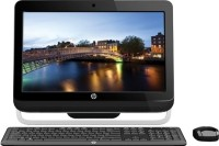 HP Omni 120-1233IL All-in-One (2nd Gen Ci3/ 2GB/ 500GB/ DOS)