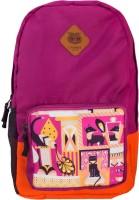 Chumbak Geometric Animals Backpack 2 L Backpack