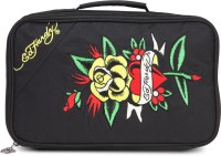 Ed Hardy Document Sleeve / iPad Case - 1A6G8FHT | Black 4 L Laptop Backpack