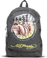 Ed Hardy Designer Backpacks - 1A1A1RDG | Black | Medium 4 L Backpack