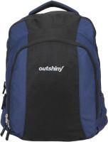 Outshiny Sunflower BL Large Backpack Blue, Black