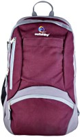 Outshiny Gemini Os03 Campus 32 L Free Size Backpack Purple