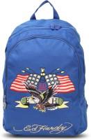 Ed Hardy Designer Backpacks - 1A1A3AME | Navy | Medium 4 L Backpack