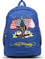 Ed Hardy Designer Backpacks - 1A1A1AME | Navy | Medium 4 L Backpack