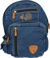Honeybadger Vintage Denim 5 L Standard Backpack Indigo_01