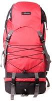 Bleu Rucksack 60 L Large Backpack Red, Black