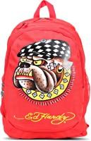 Ed Hardy Designer Backpacks - 1A1A1RDG | Red | Medium 4 L Backpack