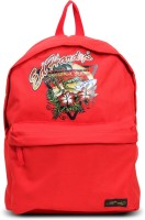 Ed Hardy Designer Day Packs - 1A1A4PRD | Red | Small 4 L Backpack
